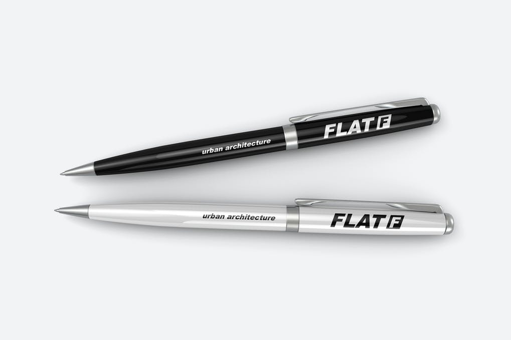 Print Your Logo or Name On Pens