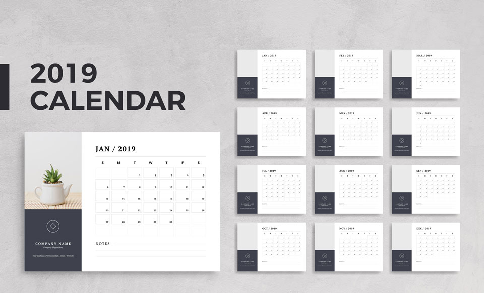Personalised Calendar printing online in India
