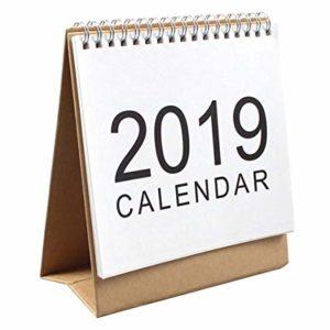 Table Calendar with Your Logo Print
