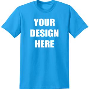 Corporate Round Neck T-Shirt Customized