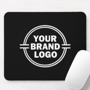 Mouse Pad with Logo Print