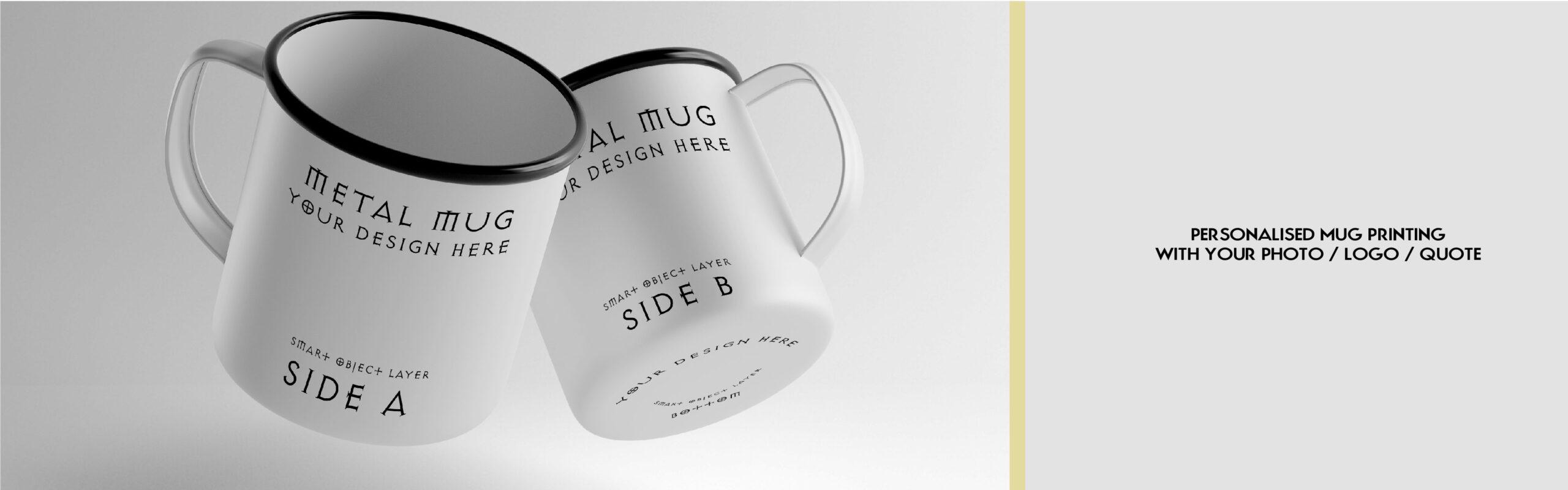 custom mug printing online in India Printmax