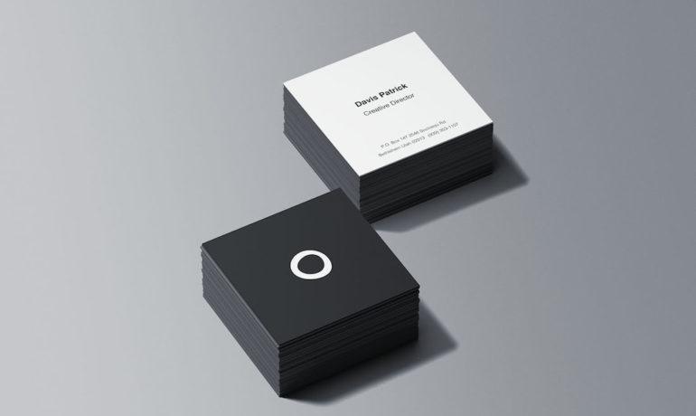 10 Best Creative Business Card