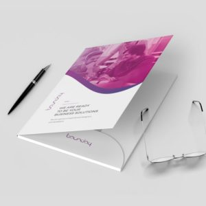 personalised Presentation Folders printing