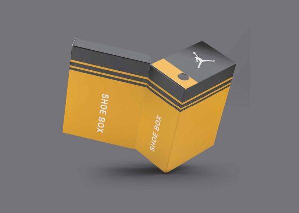 Shoe Box Packaging 1