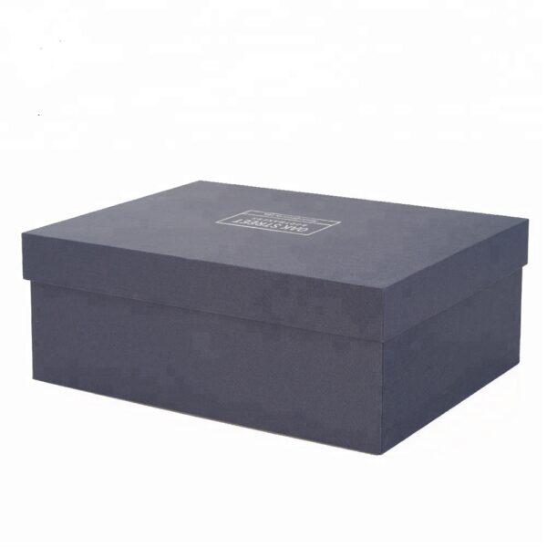 Shoe Box Packaging