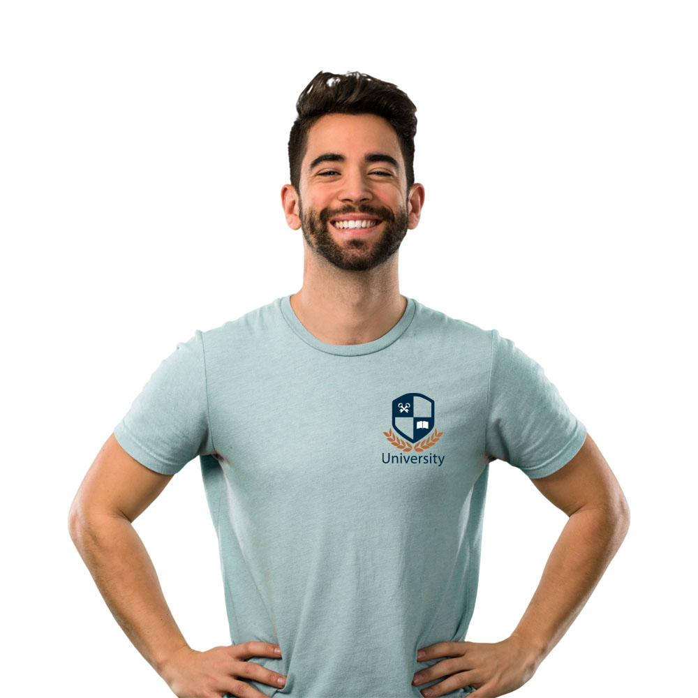 round-neck-tshirt-with-logo-printed