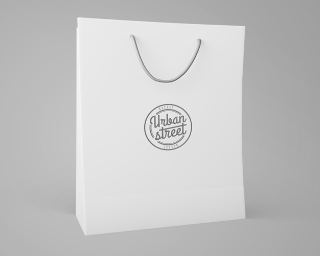 Paper bags & paper box for packaging