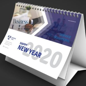 desk calendar printing online - corporate gift