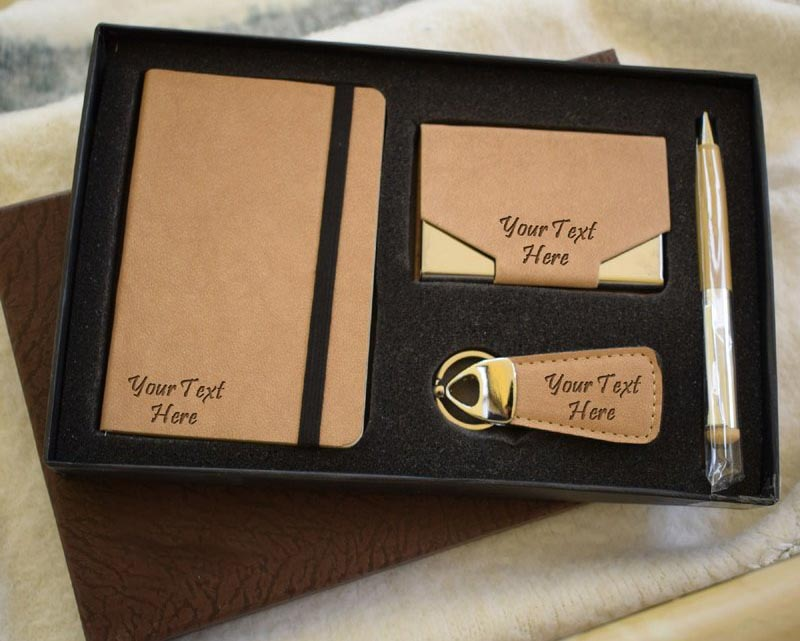 Customized corporate gift kits