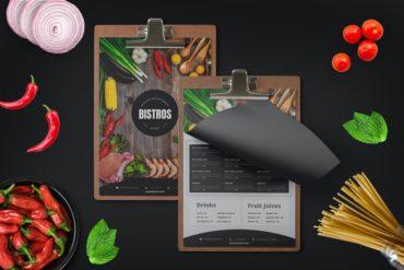 Get All Restaurant Printing Work At Printmax