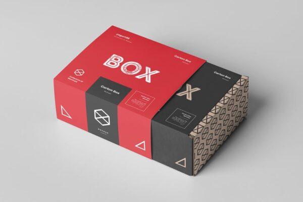 creative paper box