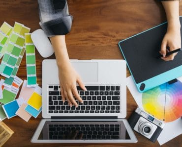 Fonts And Colors for Business Stationary