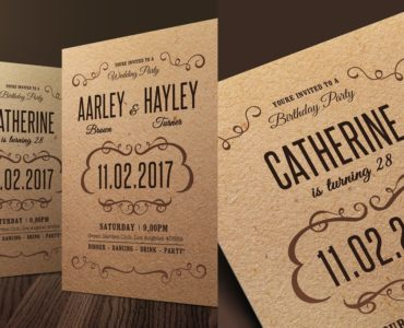 Get Your Invitation Cards From Printmax