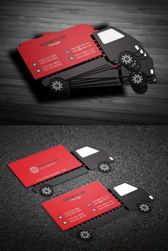 10 Best Creative Business Card 2