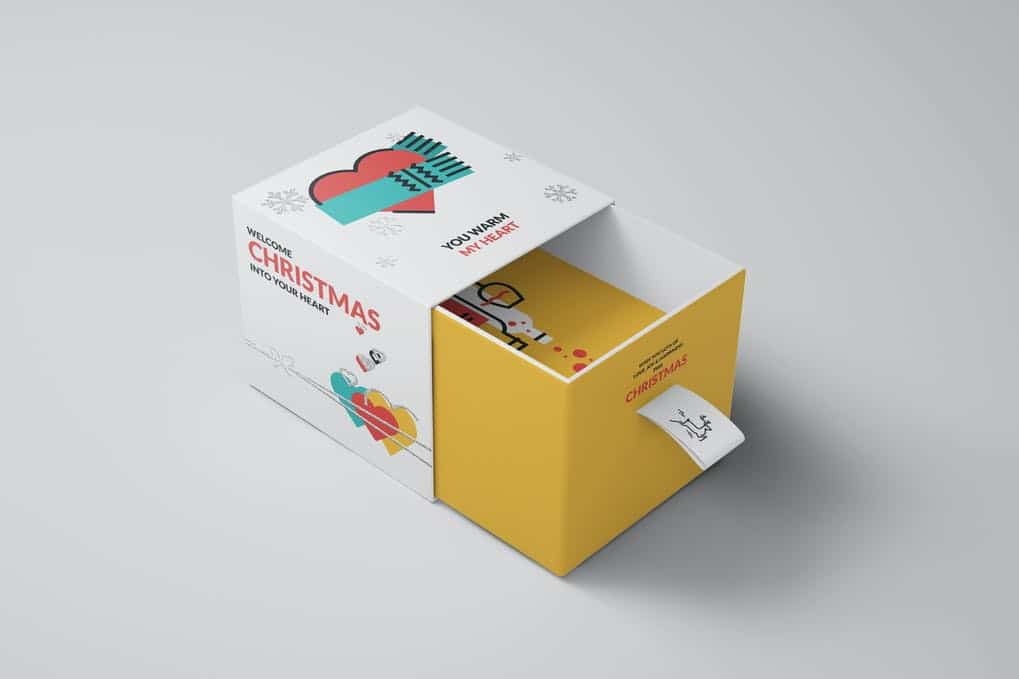 Gift Packaging Paer Box