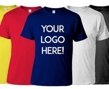 Logo printed T-Shirts