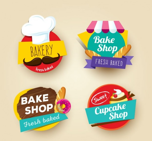 Types of Stickers 2