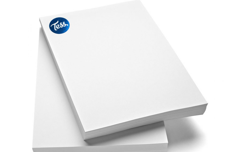 Letterhead 4 Color Offset Print on 100 GSM Executive Paper