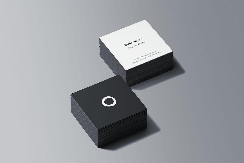 creative premium visiting cards design and print